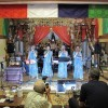8月24日(土)三田市三輪区 来迎寺において2013年 地蔵盆まつりがおこなわれました。 境内のお地蔵さまにおまいりのあと、女性4名のジャズコーラスクループ「サマンサ」による素敵なライブがありました。